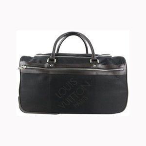 Louis Vuitton Black Damier GeanteEole 50 Rolling